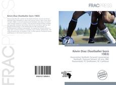 Bookcover of Kévin Diaz (footballer born 1983)