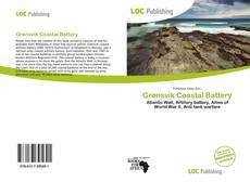 Bookcover of Grønsvik Coastal Battery