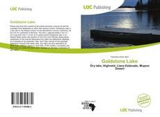 Copertina di Goldstone Lake