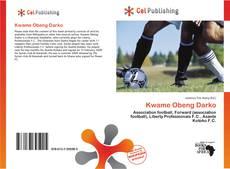 Bookcover of Kwame Obeng Darko