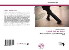 Bookcover of Abdel Hakim Amer