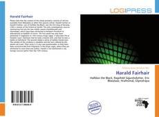 Buchcover von Harald Fairhair