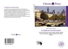 Bookcover of Joséphine Rostkowska