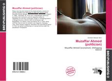 Bookcover of Muzaffar Ahmed (politician)