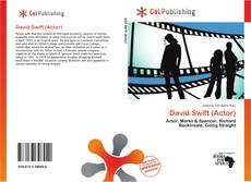 David Swift (Actor)的封面