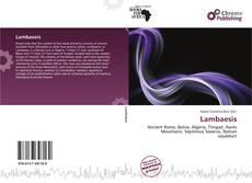 Copertina di Lambaesis