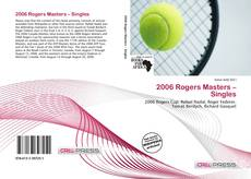 Bookcover of 2006 Rogers Masters – Singles