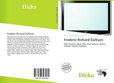 Frederic Richard Sullivan kitap kapağı