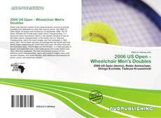 Bookcover of 2006 US Open – Wheelchair Men's Doubles