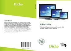 Buchcover von John Stride