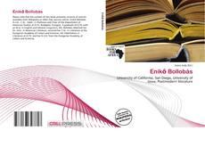 Buchcover von Enikő Bollobás