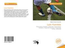 Portada del libro de Luis Fuentes