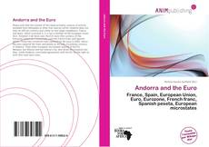 Bookcover of Andorra and the Euro