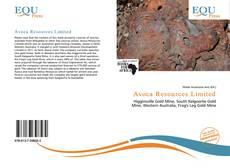 Avoca Resources Limited kitap kapağı