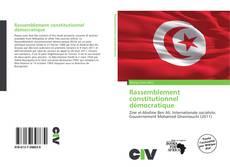 Rassemblement constitutionnel démocratique kitap kapağı