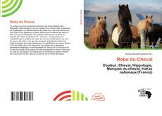 Robe du Cheval kitap kapağı