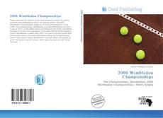 Buchcover von 2006 Wimbledon Championships