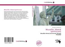 Couverture de Muzaffar Ahmed (politician)