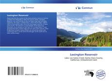 Portada del libro de Lexington Reservoir