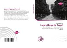 Bookcover of Lazare Hippolyte Carnot