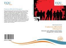Cameron Mitchell (Stargate) kitap kapağı
