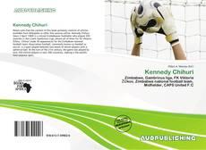 Bookcover of Kennedy Chihuri