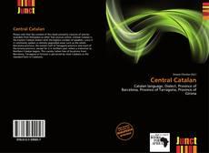 Portada del libro de Central Catalan