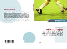 Capa do livro de Dermot Gallagher