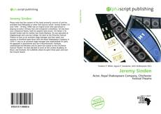 Bookcover of Jeremy Sinden