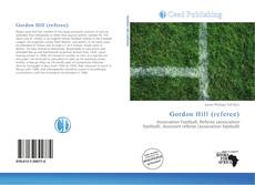 Обложка Gordon Hill (referee)