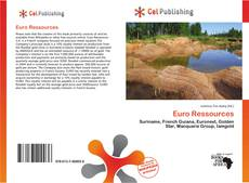 Bookcover of Euro Ressources