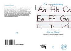 Bookcover of Amina Alaoui