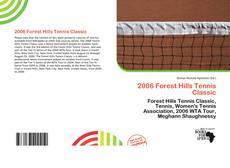 2006 Forest Hills Tennis Classic kitap kapağı