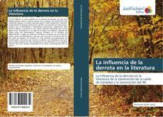 Borítókép a  La influencia de la derrota en la literatura - hoz