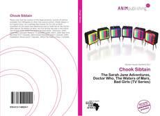 Chook Sibtain的封面