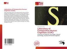 Bookcover of Laboratory of Comparative Human Cognition (LCHC)