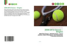 Bookcover of 2006 DFS Classic – Singles