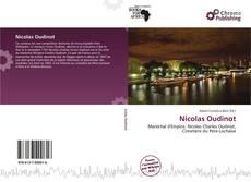 Portada del libro de Nicolas Oudinot