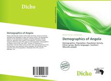 Bookcover of Demographics of Angola