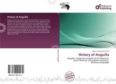 Bookcover of History of Anguilla