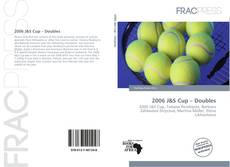Bookcover of 2006 J&S Cup – Doubles