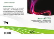 Copertina di Matias Chiacchio