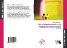 Bookcover of Michael Oliver (referee)