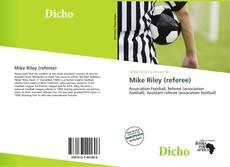 Capa do livro de Mike Riley (referee)
