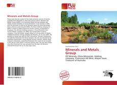 Couverture de Minerals and Metals Group
