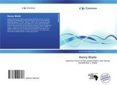Couverture de Henry Wade