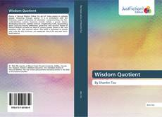 Bookcover of Wisdom Quotient