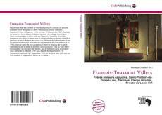 Couverture de François-Toussaint Villers