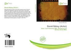 David Sibley (Actor)的封面