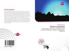 Buchcover von Erich Laxmann